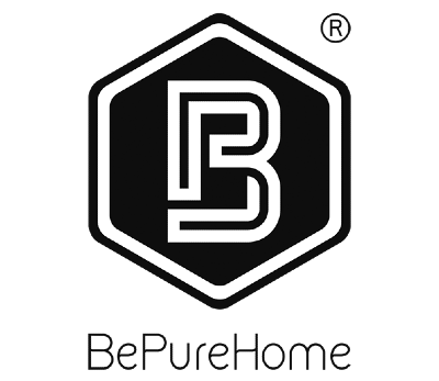 Marka Be Pure Home logo
